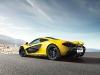 McLaren P1 Rear Side