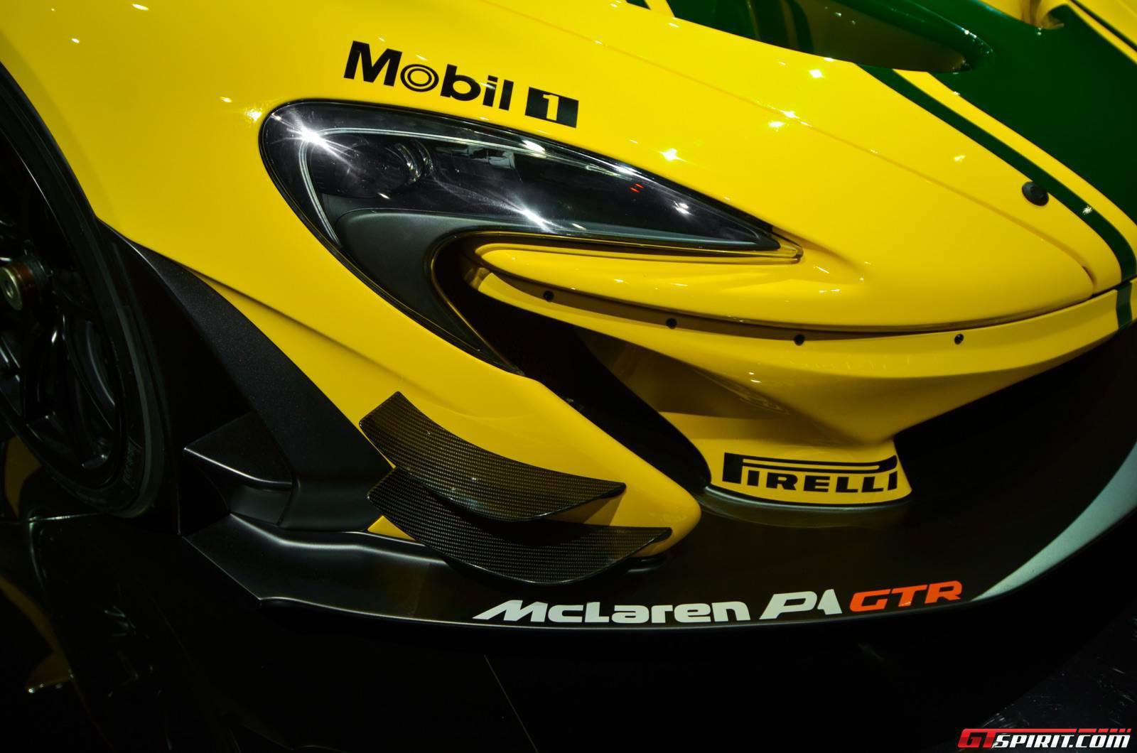 The McLaren P1 the next hypercar Updated 210 Top Gear