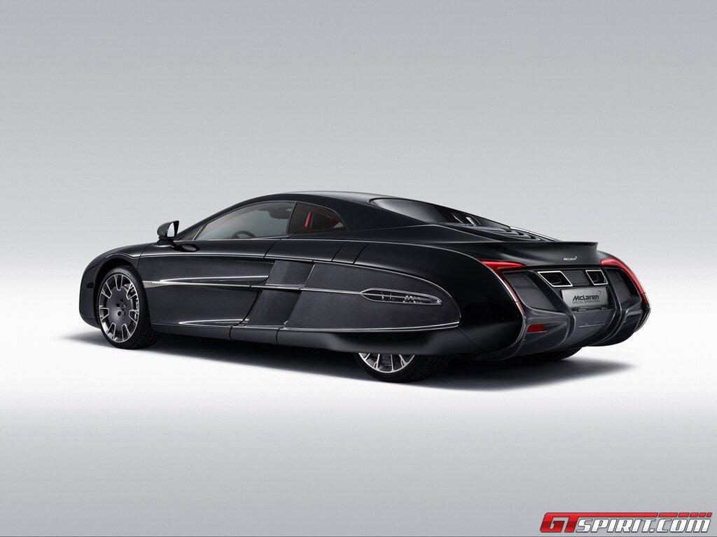 McLaren X-1 Concept Photo 1