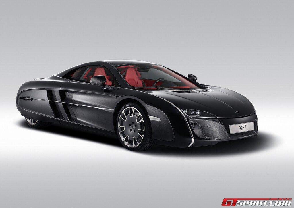 McLaren X-1 Concept Photo 2