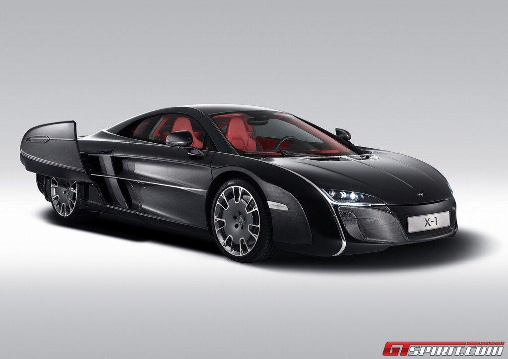 McLaren X-1 Concept Photo 3