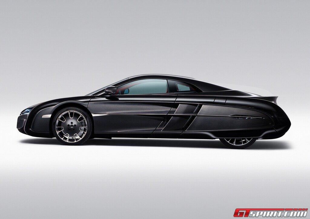 McLaren X-1 Concept Photo 4