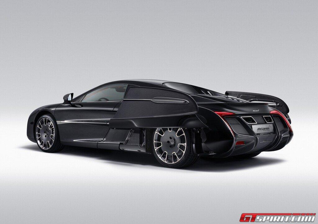 McLaren X-1 Concept Photo 5