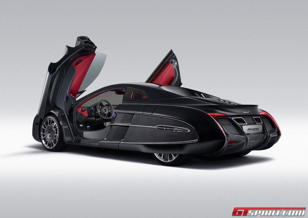 McLaren X-1 Concept Photo 6