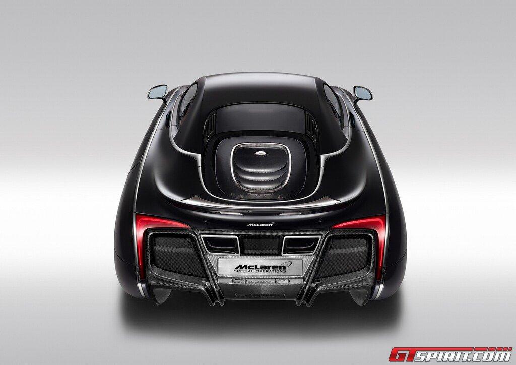 McLaren X-1 Concept Photo 9