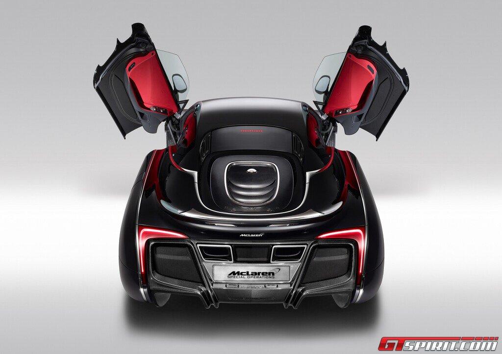 McLaren X-1 Concept Photo 10