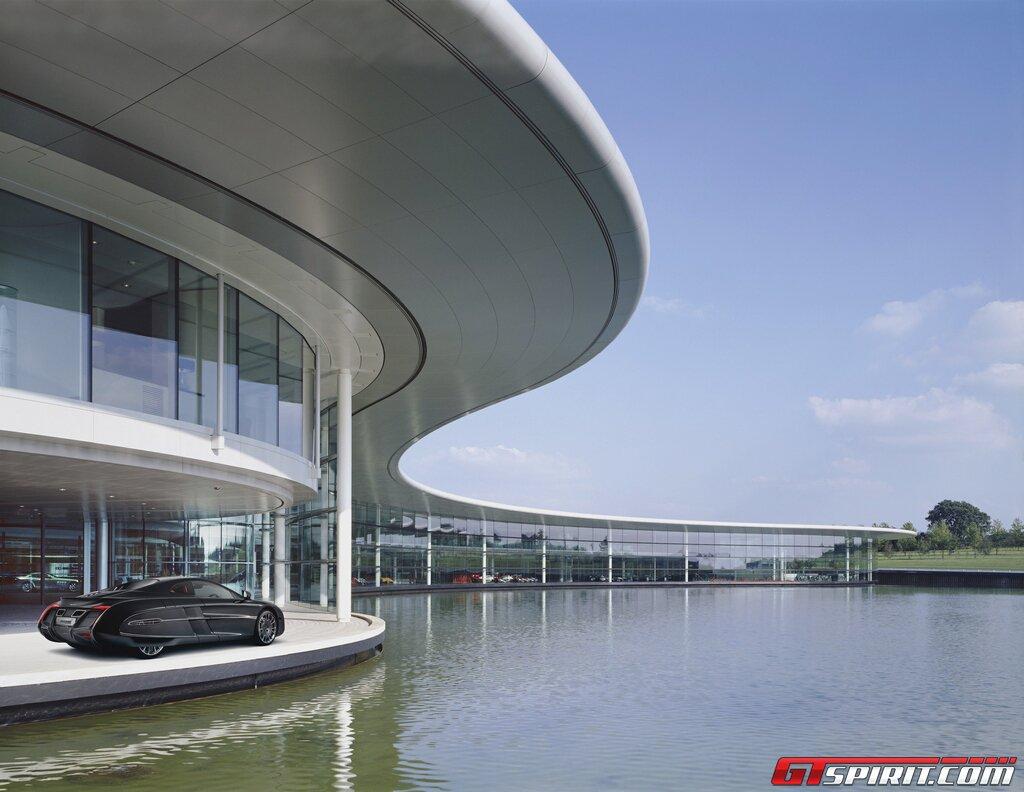 McLaren X-1 Concept Photo 12