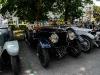Rolls-Royce Alpine Trial Arrival in Vienna