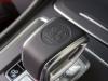 The new A-Class, Dresden 2015,Pressefahrveranstaltung Mercedes Benz, A 45 AMG 4Matic, Dresden September 2015, jupiterrot, Leder perforiert schwarz RED CUT, 7G-DCT Doppelkupplungsgetriebe