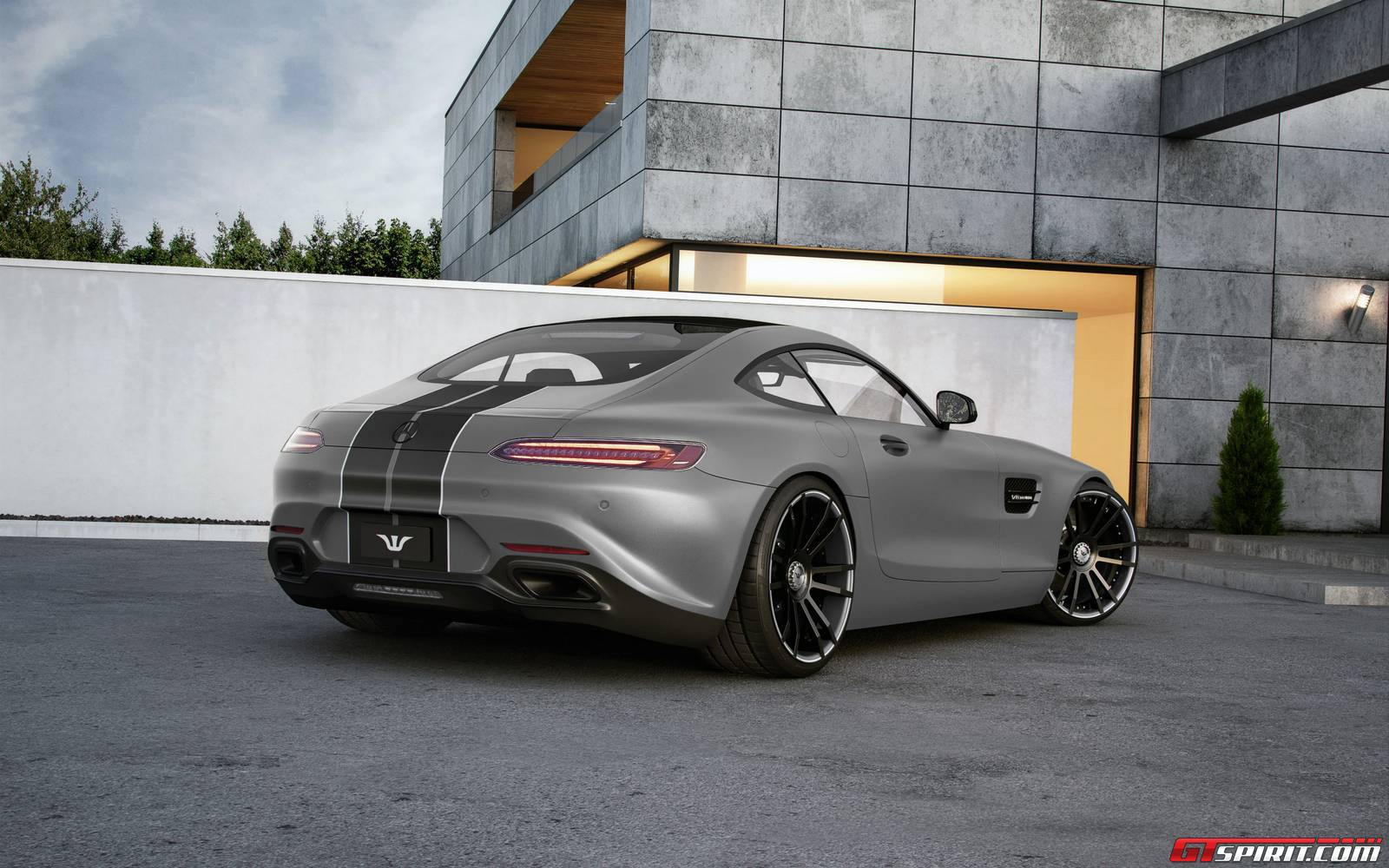 mercedes amg gt by wheelsandmore gear x head. Black Bedroom Furniture Sets. Home Design Ideas