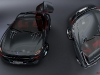 Mercedes-Benz 300 SL Gullwing Coupe and Roadster by Slimane Toubal