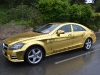 Mercedes-Benz and AMG Use Fleet of Gold-Wrapped Limos at Cannes Film Festival 002