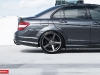 Mercedes-Benz C-Class on 19 inch Vossen Wheels