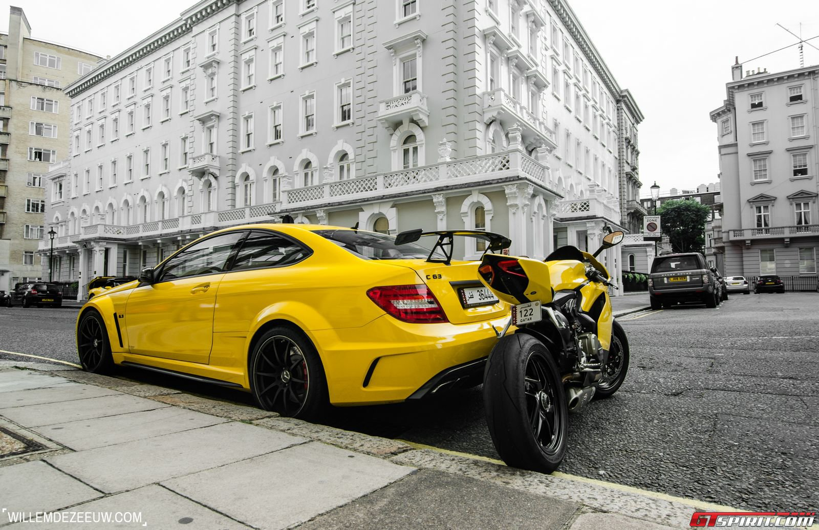 Photo of the day mercedes benz c63 amg black series and for London mercedes benz