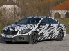 Mercedes-Benz CLA45 AMG Official Spyshots