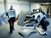 Mercedes-Benz Classic Destroys Replica Body of Mercedes-Benz 300 SL 004