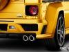 Mercedes-Benz G-Class GoldStorm by GSC
