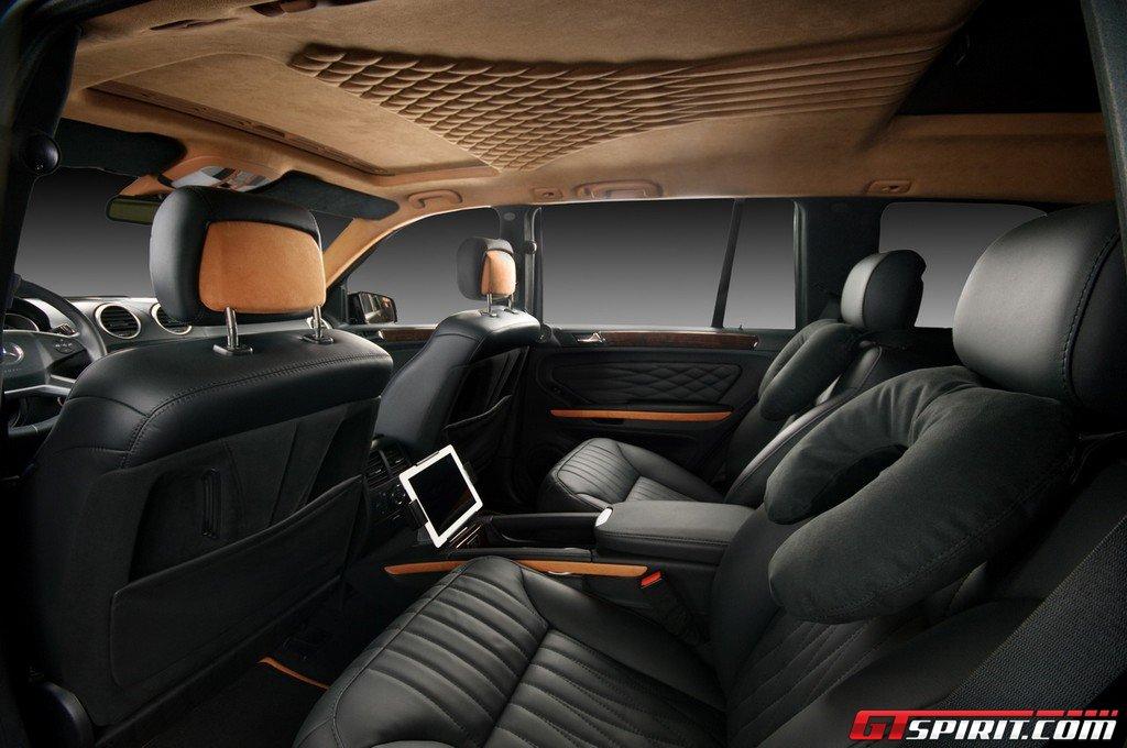 Mercedes-Benz GL Class Interior by Vilner Photo 2