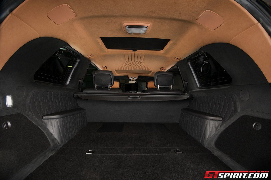 Mercedes-Benz GL Class Interior by Vilner Photo 3