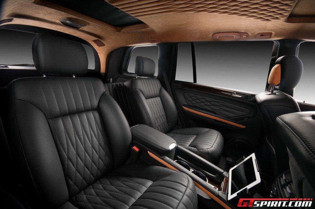 Mercedes-Benz GL Class Interior by Vilner Photo 6