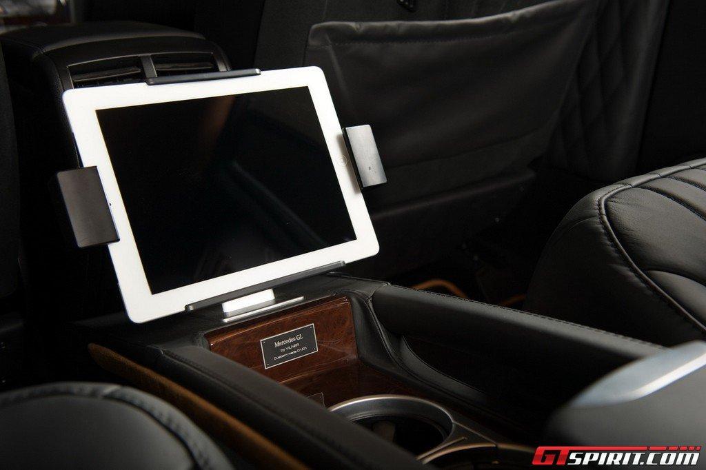 Mercedes-Benz GL Class Interior by Vilner Photo 8