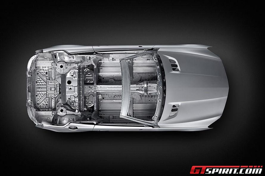 2013 Mercedes-Benz SL-Class - First Details