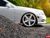 Mercedes-Benz S-Class on 22 Inch Vossen CV3 Wheels