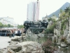 Mercedes-Benz SLS AMG Flips Into Pond in China