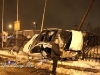 Mercedes S65 AMG Crash in St Petersburg