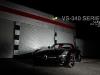 Mercedes SLS AMG Roadster with VS-340 Vorsteiner Wheels