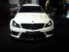 Mercedes-Benz C63 AMG Coupe Black Series with Track and Aero Package