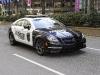 Mercedes CLS63 AMG Patrol Car at Fashion Week in New York