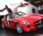 Mercedes SLS AMG Gullwing Live