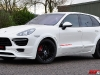 Merdad Releases New Images White Cayenne Turbo