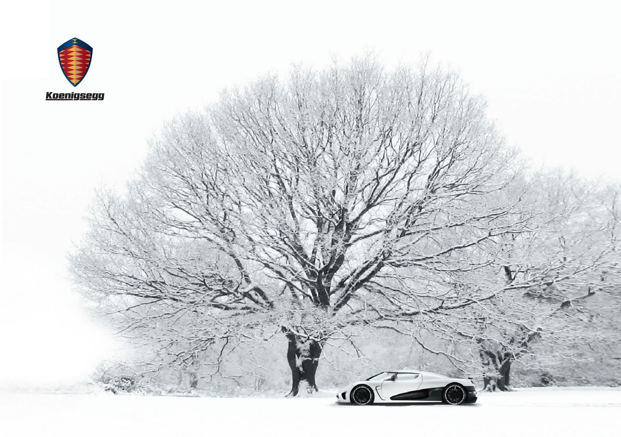 Merry Christmas From Supercar Manufacturers Photo 12