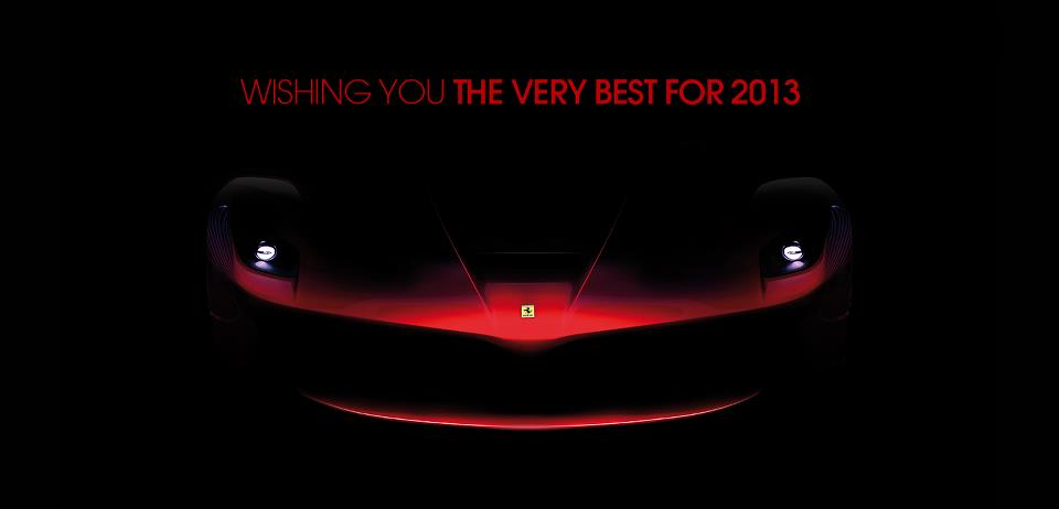 Merry Christmas From Supercar Manufacturers Photo 7