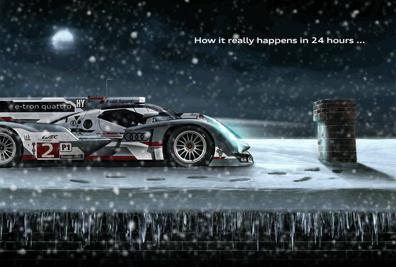 Merry Christmas From Supercar Manufacturers Photo 6