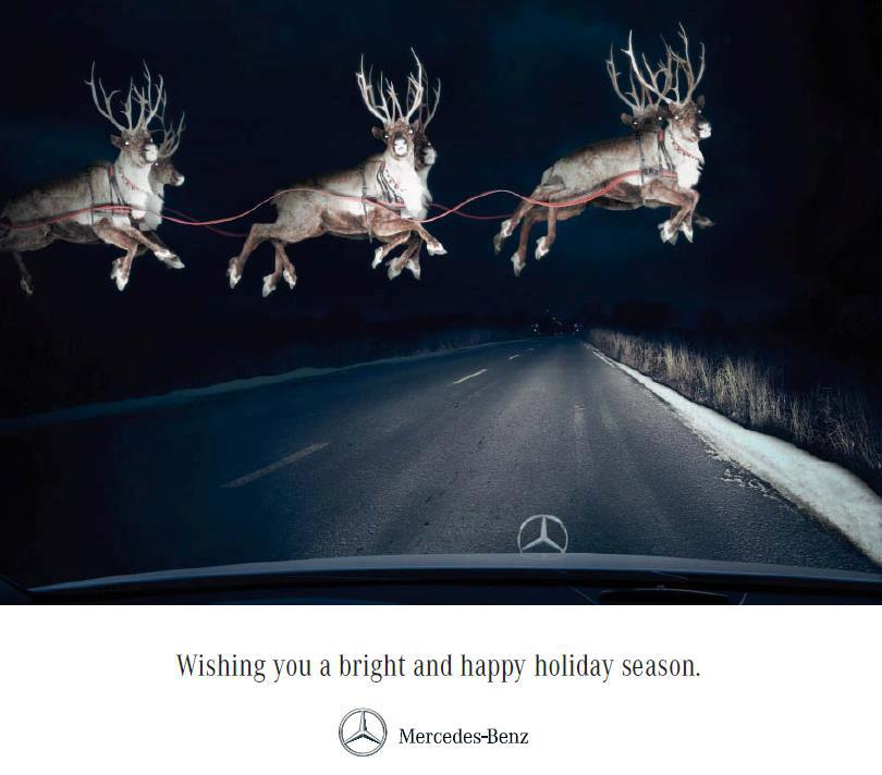 Merry Christmas From Supercar Manufacturers Photo 18