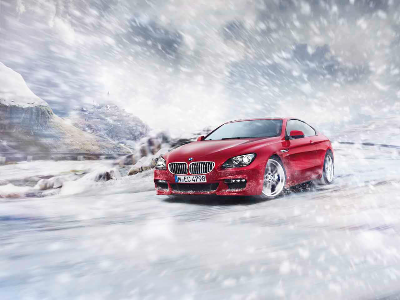 Merry Christmas From Supercar Manufacturers Photo 22