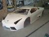 Mexican Lamborghini and Ferrari Replica Garage