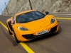 Middle East Motoring Writers Dubai Trip in McLaren 12C Spiders
