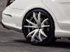 Misha Designs Mercedes-Benz CLS with Forgiato Wheels