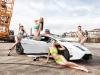 Model & Lamborghini Gallardo LP570-4 Superleggera