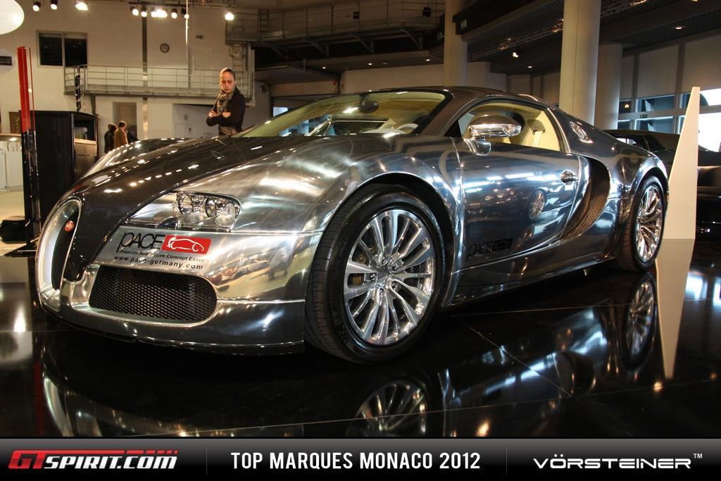 Monaco 2012 Bugatti Veryon Pur Sang Photo 1