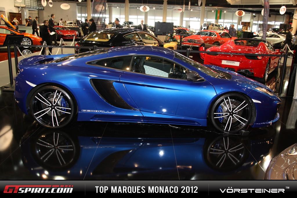 Monaco 2012 Gemballa GT McLaren MP4-12C Aerokit Photo 7