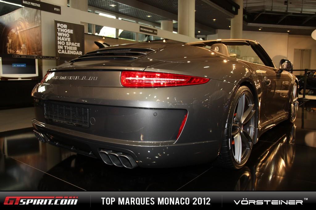 Monaco 2012 Gemballa GT Porsche 911 (991) Convertible Aerokit Photo 4