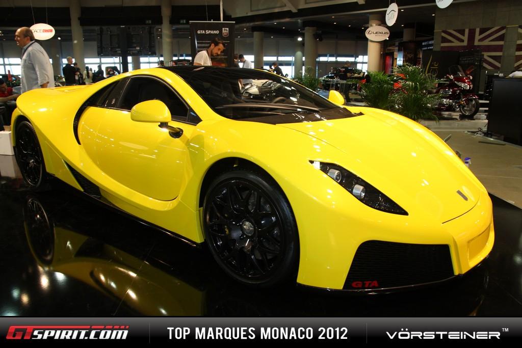 Monaco 2012 GTA Spano  Photo 1