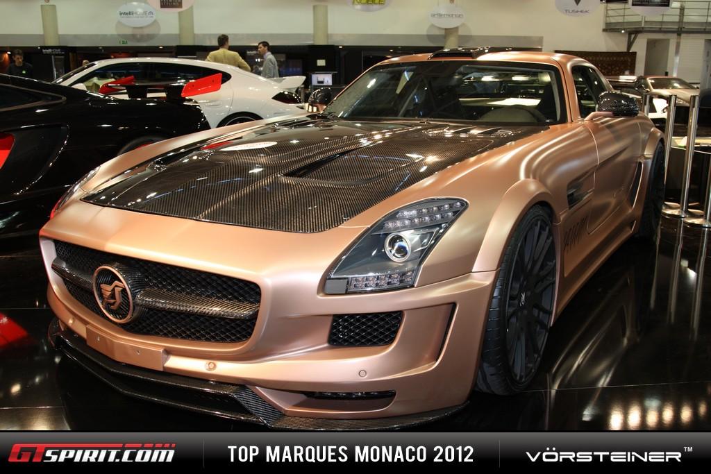 Monaco 2012 Hamann Hawk SLS AMG Photo 1