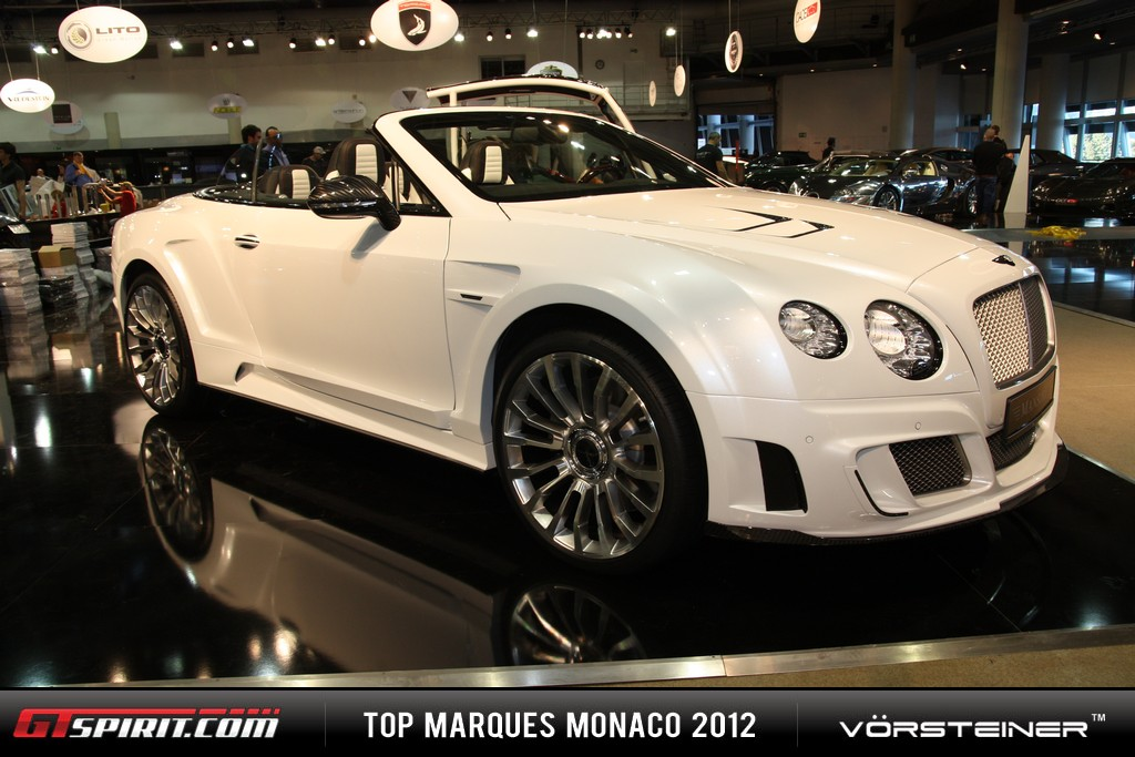 Monaco 2012 Mansory Bentley Continental GT Photo 1