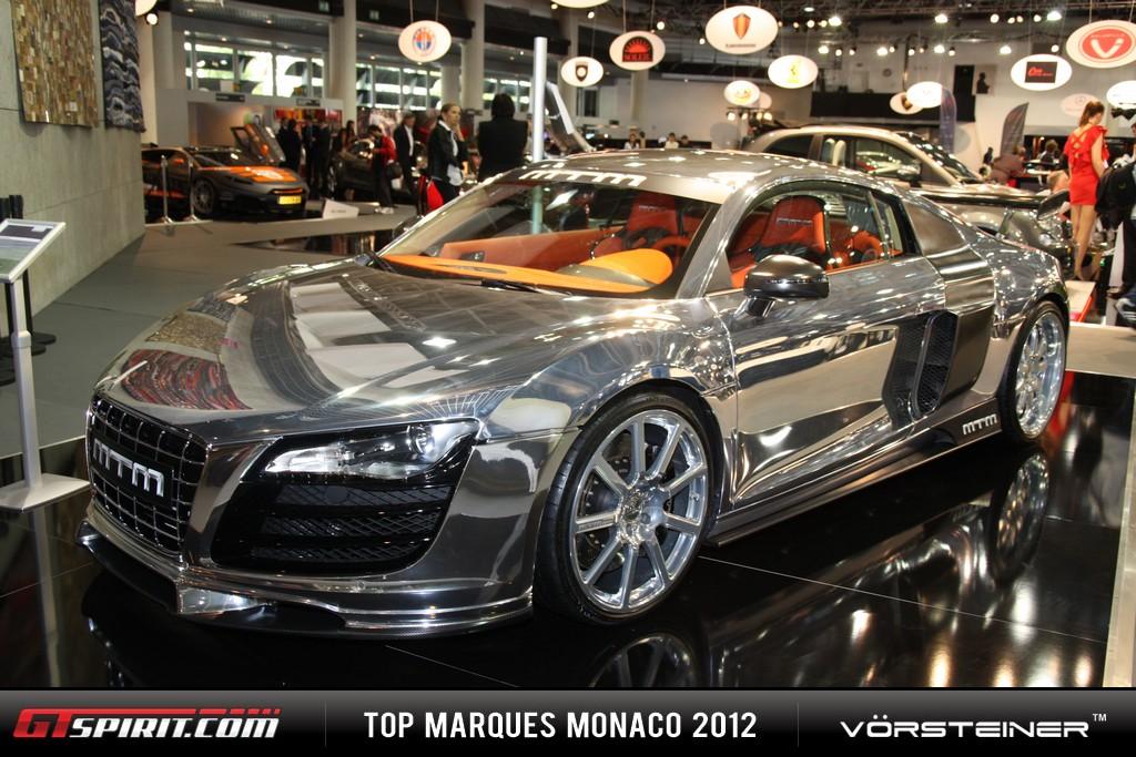 Monaco 2012 MTM R8 V10 BiTurbo Photo 1